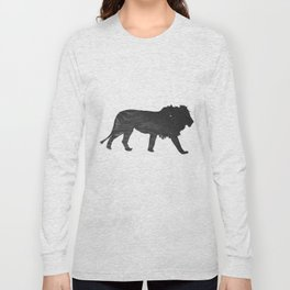 Lion (The Living Things Series) Long Sleeve T-shirt