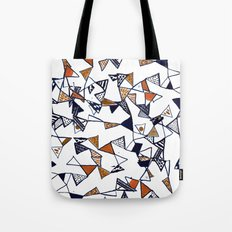 Triangles, Triangles, Triangles. Tote Bag