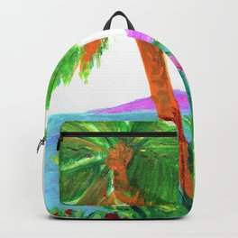 Island Breeze Backpack