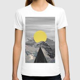 Mountain moon T-shirt