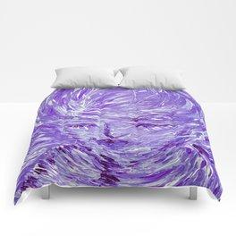 Blue Eolo Comforters
