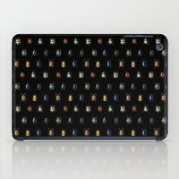bugs iPad Cases featuring Bugs by Gasoline Rainbow