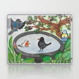 Bathing Pleasure Laptop & iPad Skin