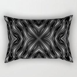 Tie-Dye Ikat Rectangular Pillow