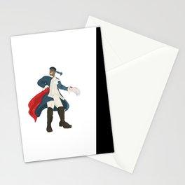 hercules mulligan Stationery Cards