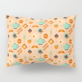 Most Important Meal Pillow Sham