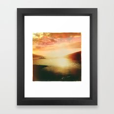 Saguenay Framed Art Print