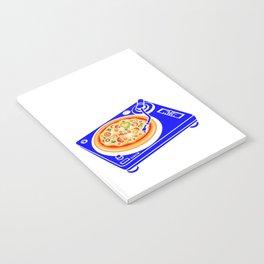 Pizza Scratch Notebook