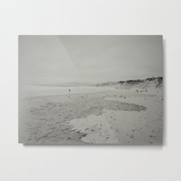 Isolation Metal Print