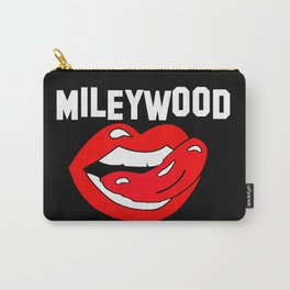 Miley Wood - Bangerz Tour Carry-All Pouch