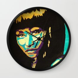 Nicki M Wall Clock