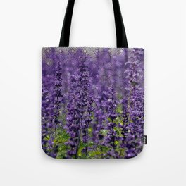 Lavender Love Tote Bag
