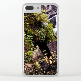 Cameron Falls 2 Clear iPhone Case
