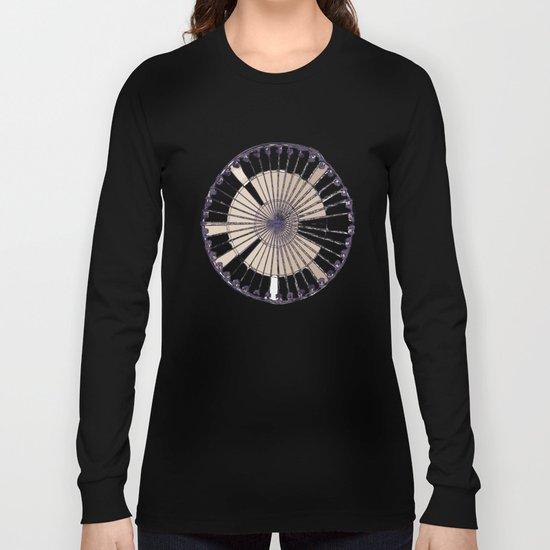Wheel   (f) Long Sleeve T-shirt