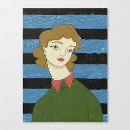 Venice 1962 Canvas Print
