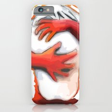 Fiery Embrace iPhone 6s Slim Case