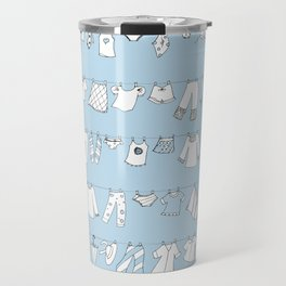 Hanging in the Wind Travel Mug