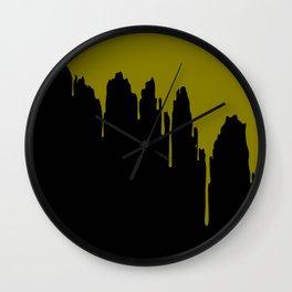 Dripping Potion Wall Clock