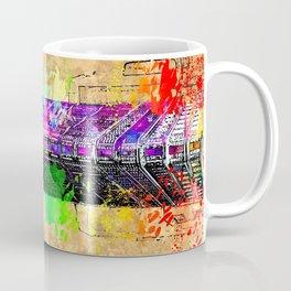 Flatiron Building NYC Grunge Coffee Mug