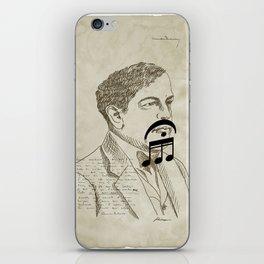 Claude Debussy iPhone Skin
