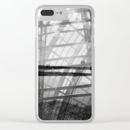 Caged Potomac Clear iPhone Case