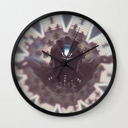 Depression (everyday 24.04.2018) Wall Clock