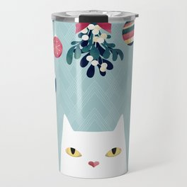 Mistletoe? Travel Mug