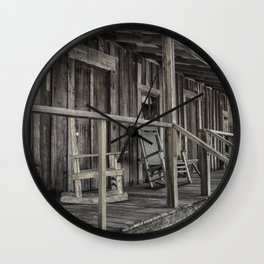 Front Porch Wall Clock