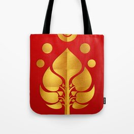 Bodhi Tree0301_GoldenDAY Tote Bag