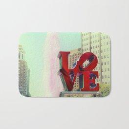 Philadelphia Love Bath Mat
