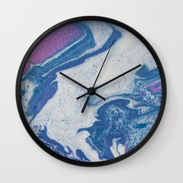 Solo Jazz - An Abstract Piece Wall Clock