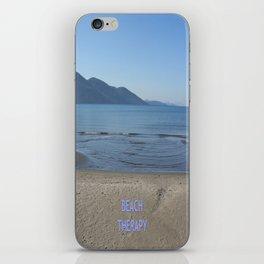 Beach Therapy iPhone Skin