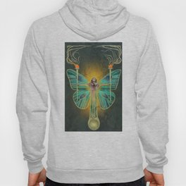 Keeper Of The Ancient Flame Hoody