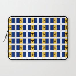 flag of Barbade-barbade,bajan,Barbadian,Bridgetown,barbados. Laptop Sleeve