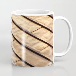 Rayures Sur le toit Coffee Mug