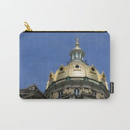 Iowa State Capitol Dome - Photography Carry-All Pouch