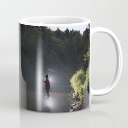 PEI Fly Fisher Coffee Mug