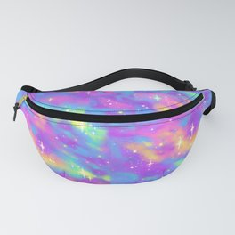 Pastel Galaxy Fanny Pack