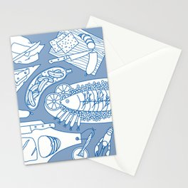 Smorgasbord Stationery Cards