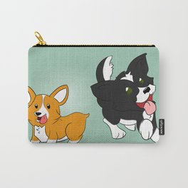 Doggies! Carry-All Pouch
