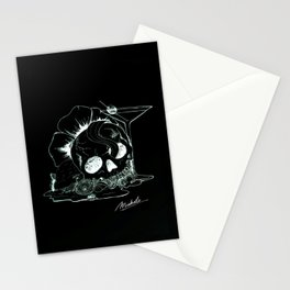 So sweet, you're drawing flies (Negative) Stationery Cards