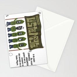 Lista Negra 01 Stationery Cards