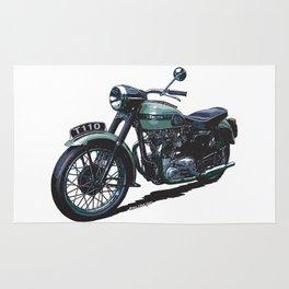 Triumph T110 Rug