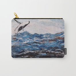 The Amazing Orca Carry-All Pouch