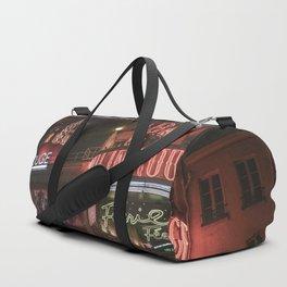 Vintage Cabaret Duffle Bag