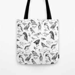 Manx Fauna - (British) Birds Tote Bag
