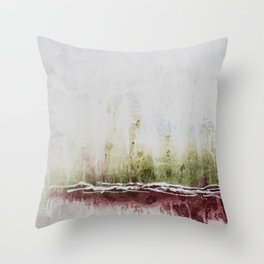 Sun and Spring and Green Forever Throw Pillow