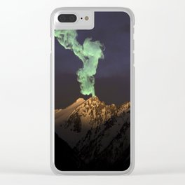 Silverthorne Smoke Signal Clear iPhone Case