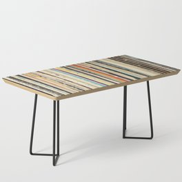 Record Collection Coffee Table