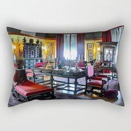 George Vanderbilt's Bedroom Rectangular Pillow